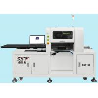 China SMT Pick And Place Machine High Stability With 6 Fuji Electric Feeders on sale