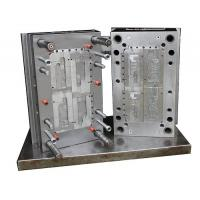Quality Whith Motorhalter OEM Injection Molding Tools , 4 Cavities Multi Cavity Mould for sale