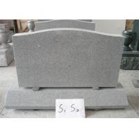 Quality Individual Tombstone And Monument With Polished Surface Treatment for sale