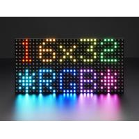 Buy cheap P6 IP43 high brightness led screen 2 Years Warranty , 2300Cd / sqm Brightness from wholesalers