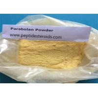 Quality Legit Trenbolone Hexahydrobenzyl Carbonate Parabolan Yellow Powder For Musclebuilding for sale