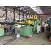 Quality Safety Corrugated Sheet Roll Forming Machine , Power Transformer Fin Making Machine for sale