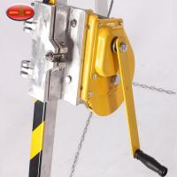 Quality Industrial lifting tool rescue tripod 400KG Loading for sale
