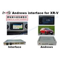 Buy HD Android Multimedia Upgrade interface Honda XRV Video intrerface at wholesale prices
