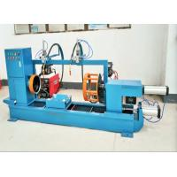 Buy cheap Manual Loading - Unloading CNC Metal Spinning Lathe Steel Bottle Seam Welding from wholesalers