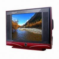 China 14-inch CRT TV with B Grade, Multiple-optional Chassis and OSD Languages New Models on sale