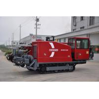 Buy Hydraulic System Horizontal Directional Drilling Rigs Equipped With Operator Cabin at wholesale prices
