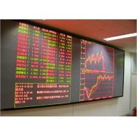 Quality P3 Indoor Fixed Installation LED Video Walls HD LED Display for Stock Exchange for sale