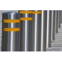 Buy Civilian / Military Stainless Steel Bollards With Various Control Method Available at wholesale prices