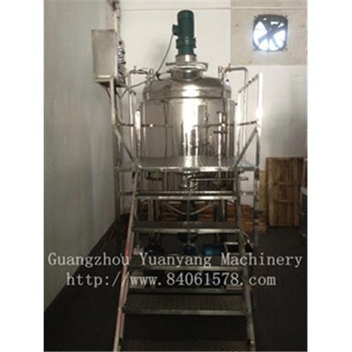 Buy Guangzhou liquid detergent homogenizer exporter-shampoo, liquid soap, cosmetic homogenizing at wholesale prices