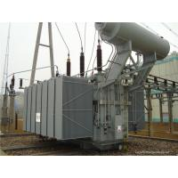 Buy cheap 380 To 440 Volts Oil Immersed Transformer High Efficiency 50hz With Copper Core from wholesalers