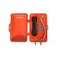 China Industrial  Outdoor Weatherproof Telephone Anti - Explosion Customized Color on sale