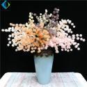 Wedding Hall Decor Artificial Flower Bouquet Lover Fruit Flower Type for sale
