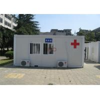 Buy cheap Easy Knock Down Container Clinic Temporary Safety Environment Friendly from wholesalers
