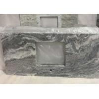 China Green Marble Stone Countertops Corrosion Resistant Environmentally Friendly on sale