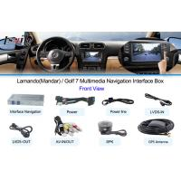 Quality WIFI / Reversing Assist  Vehicle Navigation Systems for 10-15 Touareg , Car Navigation DVD for sale