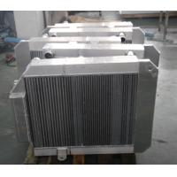 Quality Light Weight Air Compressor Heat Exchanger , Fully welded heat exchanger for sale