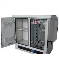 Quality Telecom Communication Network Equipment Rack Aluminum Enclosure Double Layer for sale