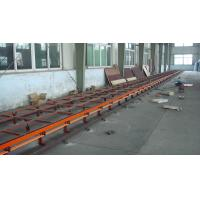 Buy cheap Horizontal Polyurethane Foam Molding Long Foam Carrier , Crane Width 1000-2300mm from wholesalers