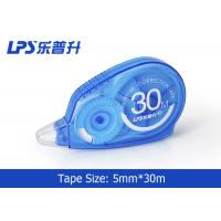 Quality Customized Assorted Color White Out Correction Tape 5mm * 30m for sale