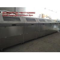 Quality Vegetable Soft Gelatin Drying Machine  special design With cooling convyer for sale