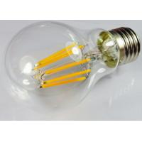 Quality High Efficiency Filament LED Light Bulbs 4W E27 Office Hotel ECO Friendly for sale
