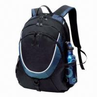 Quality Business Laptop Backpack, Made of 600D Polyester, 420D Jacquard Nylon Materials for sale