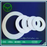 Quality Flat PTFE gasket ,PTFE o ring for sale