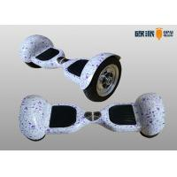 Buy cheap Colorful Electric Balance Scooter Two Wheel For Sports Fan Iron Frame from wholesalers