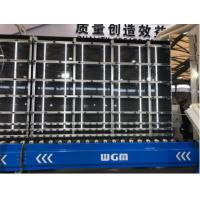 Quality CE / UL Vertical Double Glazing Glass Machine For 3-68mm Glass Thickness for sale