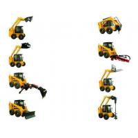 Buy cheap A Variety of Skid Steer Loader Attachments from wholesalers