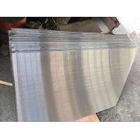 China Electronics Magnesium Aluminium Alloy sheet 0.5mm thickness Magnesium Plate Stock 2000mm Length Non magnetic on sale