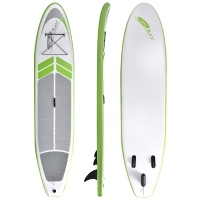 Quality 3 Fin PVC EVA 12'X30''X6'' Family Inflatable SUP for sale