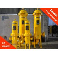 Quality BOCIN Gas Liquid Filters Separator Air Separating / Natural Gas Filter Separator for sale