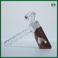 Buy cheap 6 Arms Copper Plating Hammer Bubbler Water Pipe 200g For Universal RGW25 from wholesalers