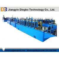 Quality Carbon Steel Tube Mill Equipment , Straight Seam Welded Tube Rolling Mill for sale