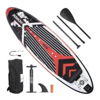 """Buy cheap PVC 10' X 30"""" X 6"""" 253lbs Blow Up Surfboard from wholesalers"""