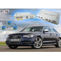 Quality Audi S6 Multimedia Interface Auto Navigation Upgrade Original Screen for 3G MMI for sale