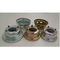 Quality Deep Drawn Metal Parts material Steel Surface Plating Zinc for Automotive Components for sale