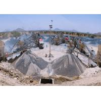 Mining / Quarry Stone Crushing Line Artificial Sand Manufacturing Plant