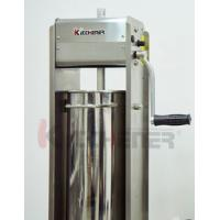 Quality Commercial 3L Sausage Filler Sausage Stuffer , 7LB Dual Speed Meat Maker Machine for sale