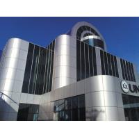 Quality Spectra Aluminium Composite Panels With High Glossy For Art Building, Ads Show for sale