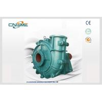Quality Industrial Metal Heavy Duty Slurry Pump SH / 200ST Centrifugal Type for sale