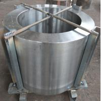 Quality F6a SUS410 SUS403 S40300 403S17 Stainless Steel Valve Forging Rod Forgings for sale
