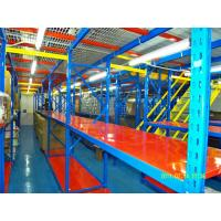 Quality 4000 - 6000mm Industrial Rack Supported Mezzanine For Warehouse for sale