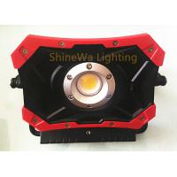 Buy cheap Waterproof Solar Led Work Light 1000 Lumen Red Long Run Time DC Charger from wholesalers