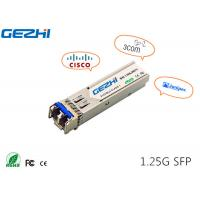 1G SFP 1310nm 20km SFP transceiver SFP Fiber Module compatible with verious brand for sale