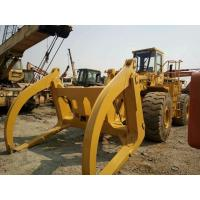 Quality Caterpillar 980C CAT Wheel Loader 4cbm Bucket Capacity With 4 Forward Gears for sale