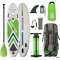 """Buy cheap 3 Fin 10.5'X33""""X6"""" Inflatable Stand Up Paddle Board from wholesalers"""