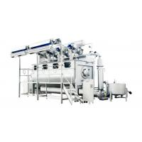 Normal Temp Airflow Dyeing Machine High Accuracy With Constant Bath Ratio